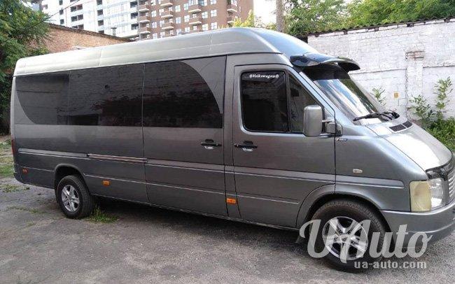 аренда авто Микроавтобус Volkswagen LT46 в Киеве