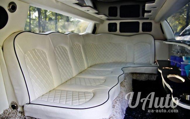 аренда авто Лимузин Chrysler 300C Bentley Style в Киеве