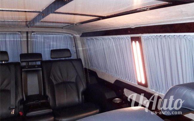 аренда авто Микроавтобус Volkswagen Transporter T5 VIP в Киеве