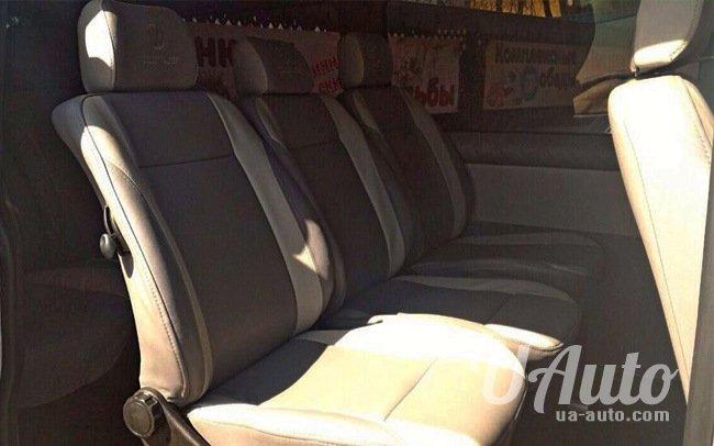 аренда авто Микроавтобус Volkswagen Transporter T5 в Киеве