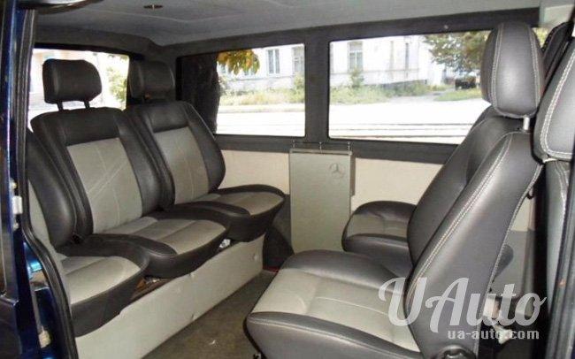 аренда авто Автобус Mercedes Vito в Киеве