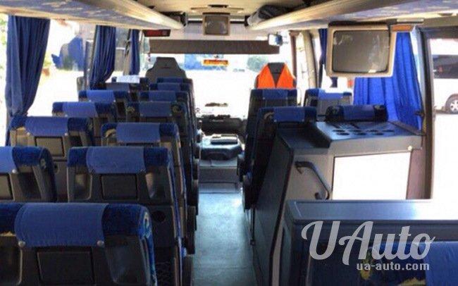аренда авто Автобус Mercedes 1328 в Киеве