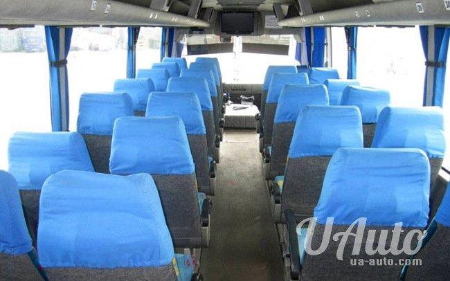 аренда авто Автобус Mercedes 1117 в Киеве