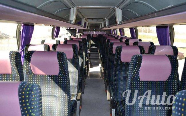 аренда авто Автобус Neoplan N122 Skyliner в Киеве
