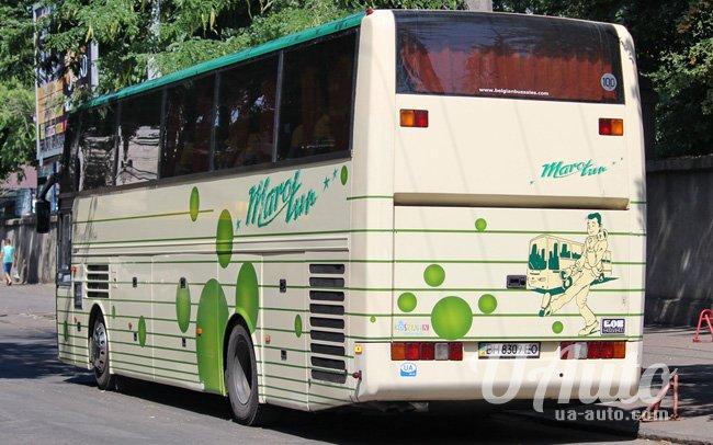 аренда авто Автобус Van Hool EOS в Киеве