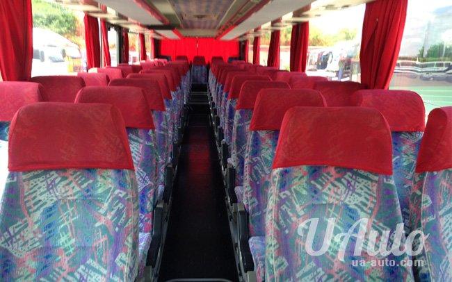 аренда авто Автобус Setra S 315 H в Киеве