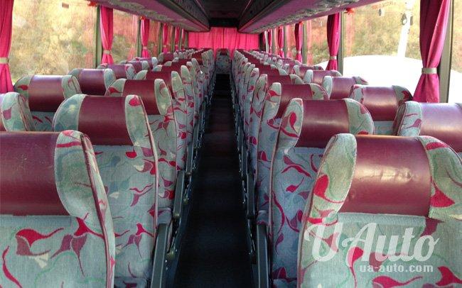 аренда авто Автобус Van Hool 917 Acron в Киеве