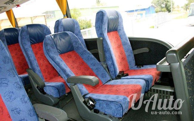 аренда авто Автобус Van Hool 915 Acron в Киеве