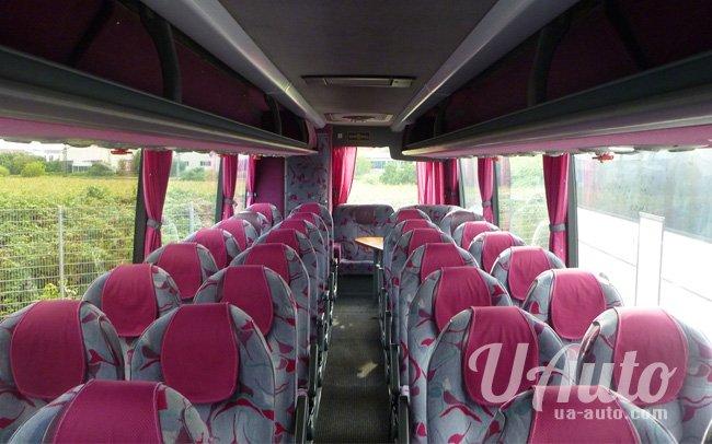 аренда авто Автобус Van Hool 911 в Киеве