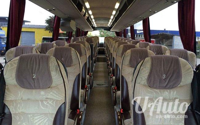 аренда авто Автобус Volvo 9900 в Киеве