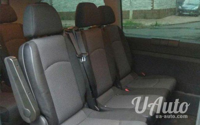аренда авто Микроавтобус Mercedes Vito 116 в Киеве