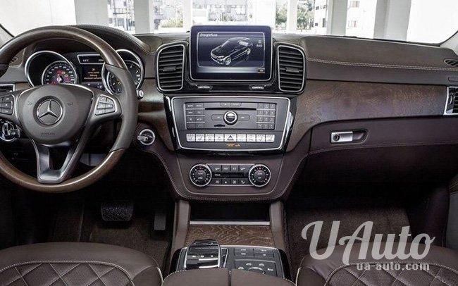 аренда авто Mercedes GLE в Киеве