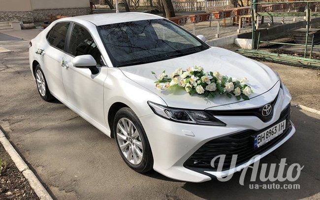 аренда авто Toyota Camry 70 в Киеве