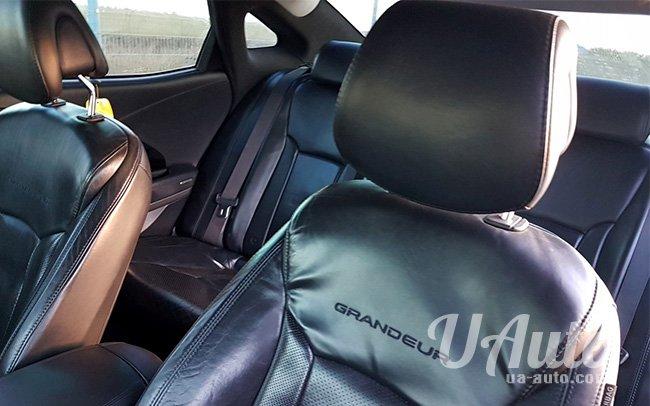 аренда авто Hyundai Grandeur в Киеве