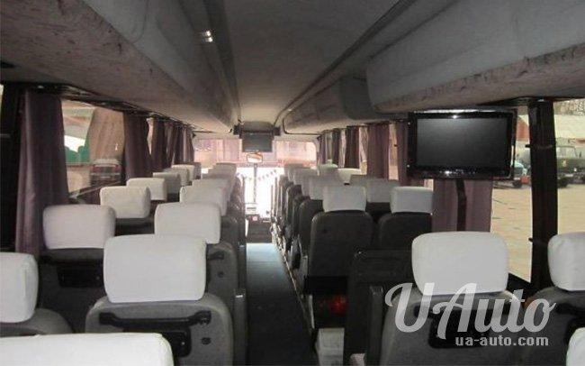 аренда авто Автобус Volvo в Киеве