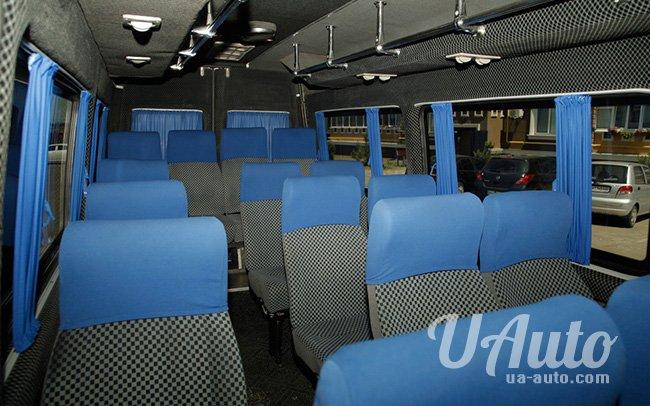 аренда авто Микроавтобус Mercedes Sprinter в Киеве