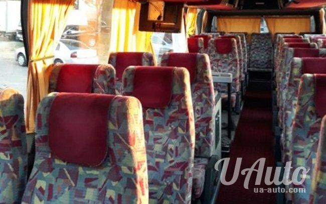 аренда авто Автобус Neoplan Jetliner в Киеве