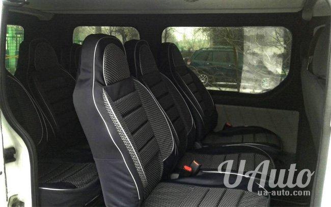 аренда авто Микроавтобус Opel Vivaro в Киеве