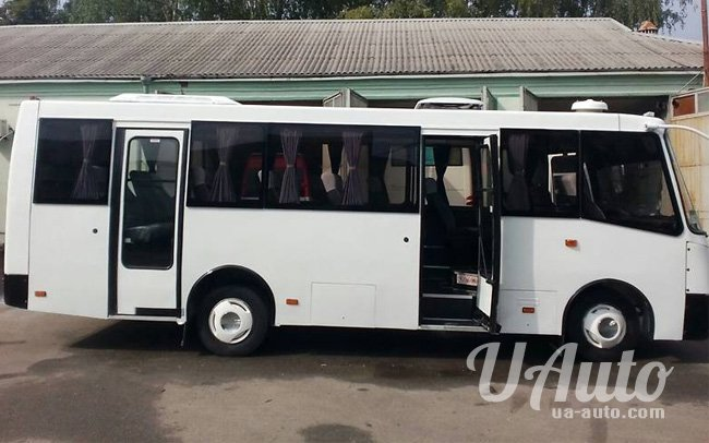 аренда авто Автобус Isuzu А-092 в Киеве