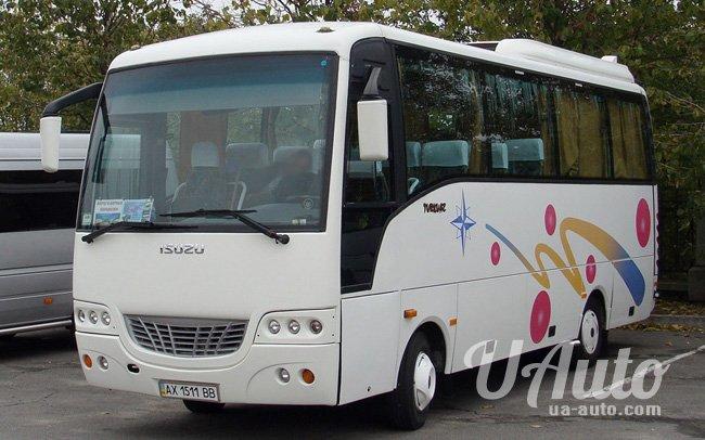 аренда авто Автобус Isuzu Turkuaz в Киеве