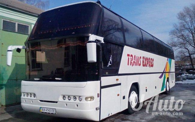аренда авто Автобус Neoplan N116 в Киеве
