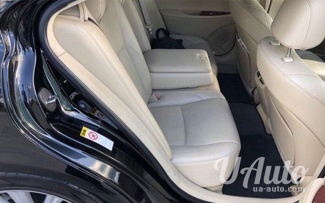 аренда авто Lexus ES 350 в Киеве