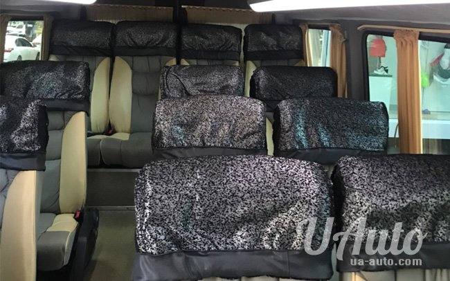 аренда авто Микроавтобус Dodge Sprinter VIP в Киеве