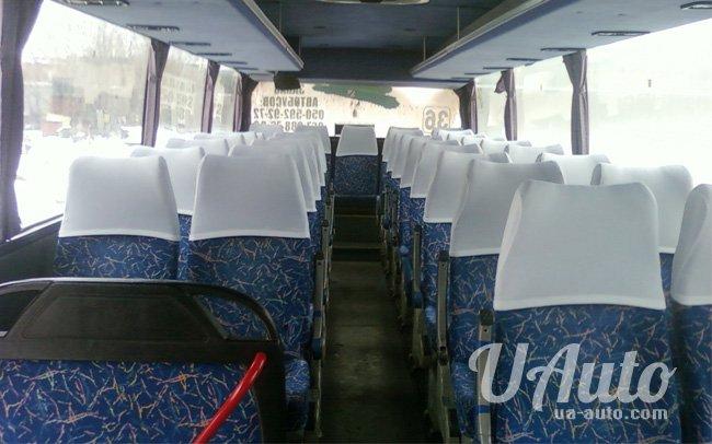 аренда авто Автобус MAN в Киеве