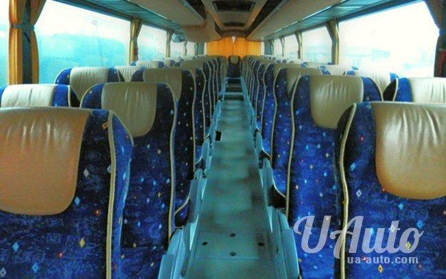 аренда авто Автобус Volvo B9 в Киеве