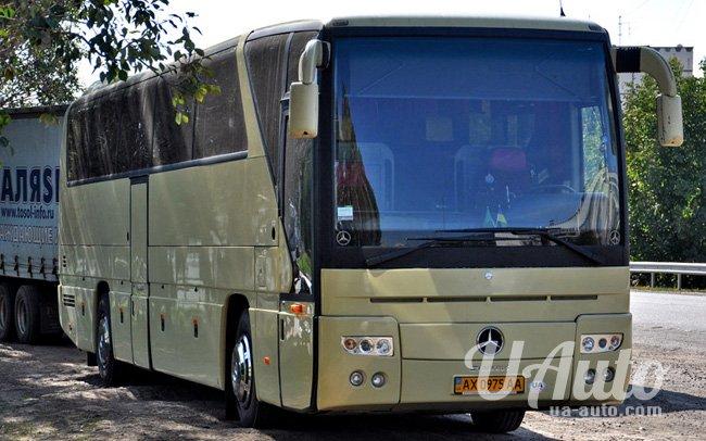 аренда авто Автобус Mercedes 350 в Киеве