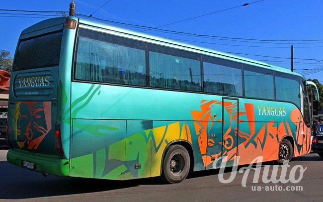 аренда авто Автобус Volvo B12 в Киеве