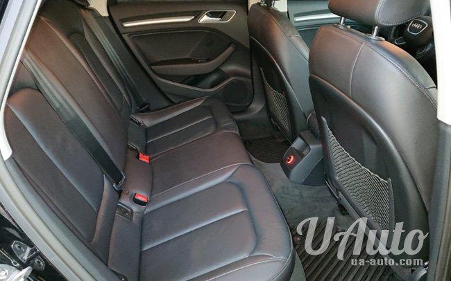 аренда авто Audi A3 в Киеве