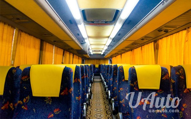 аренда авто Автобус DAF в Киеве