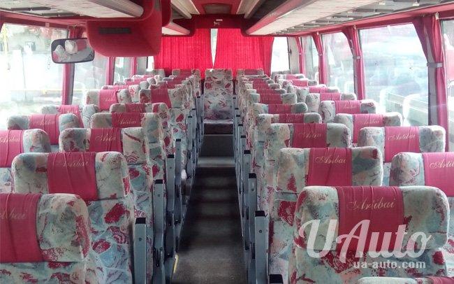 аренда авто Автобус MAN 18.400 HOCL в Киеве