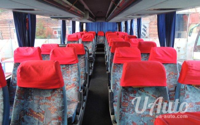 аренда авто Автобус Setra S 312 HD в Киеве