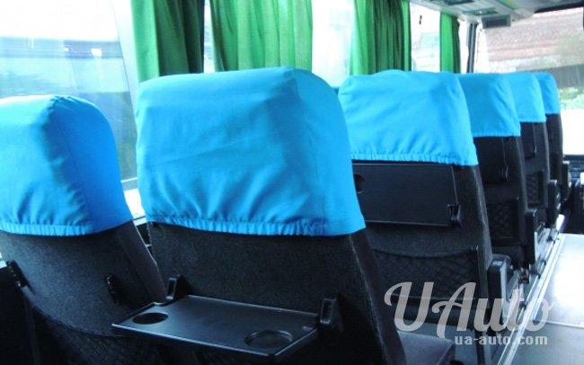 аренда авто Автобус Setra S 215 HD в Киеве
