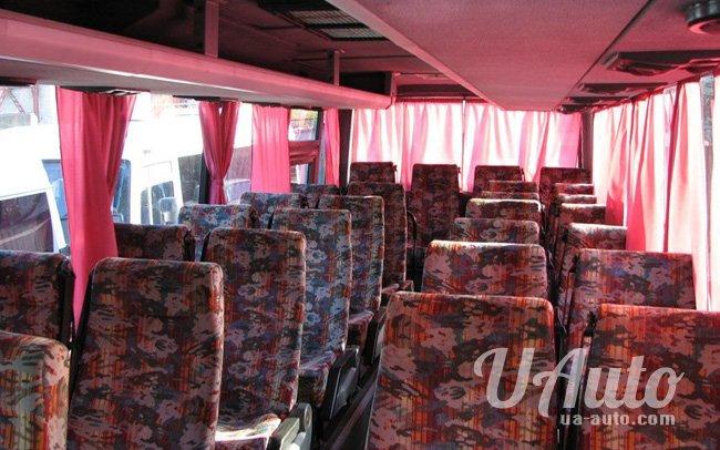 аренда авто Автобус Iveco Otoyol в Киеве