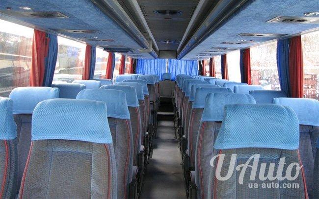 аренда авто Автобус Setra 315 SHD в Киеве