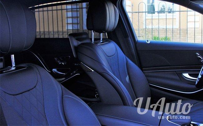 аренда авто Mercedes Maybach S400 в Киеве