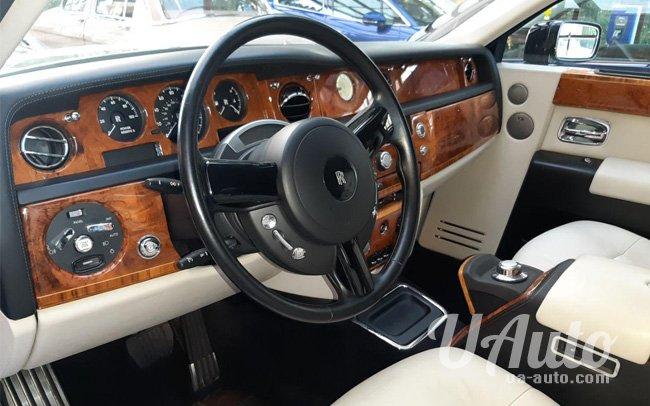 аренда авто Rolls Royce Phantom в Киеве