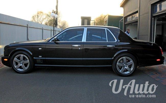 аренда авто Bentley Arnage в Киеве