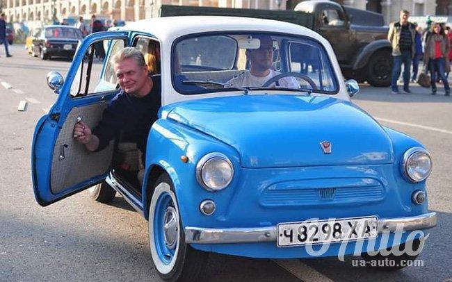 аренда авто Ретро Запорожец 965 в Киеве