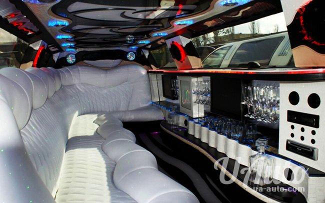 аренда авто Лимузин Mercedes S-Class W221 в Киеве