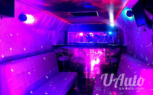 """аренда авто Party Bus """"Concert Bus"""" в Киеве"""