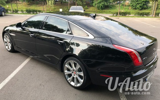аренда авто Jaguar XJ в Киеве