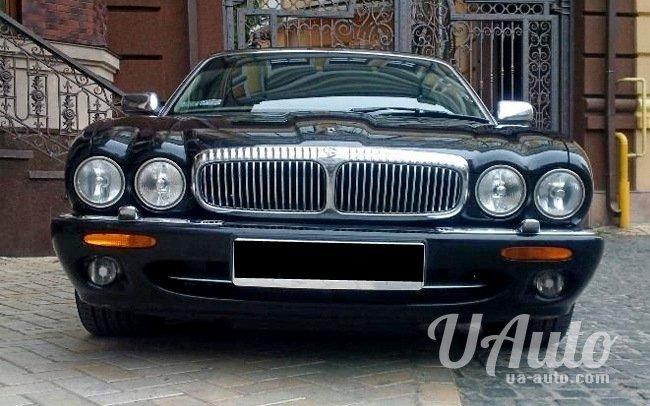аренда авто Jaguar Daimler в Киеве