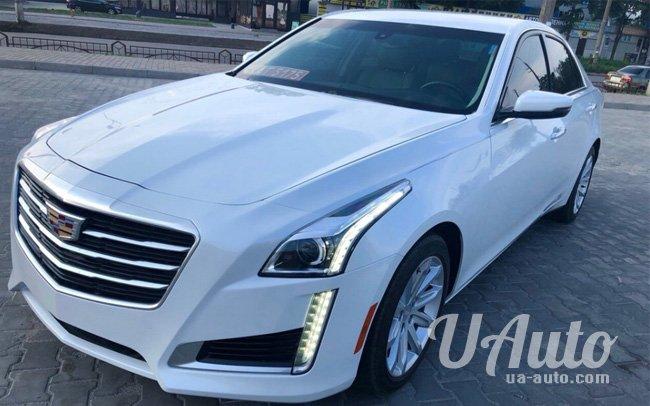 аренда авто Cadillac CTS в Киеве