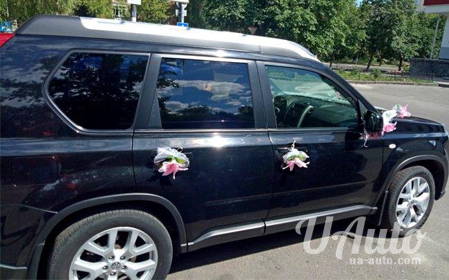 аренда авто Nissan X-Trail в Киеве