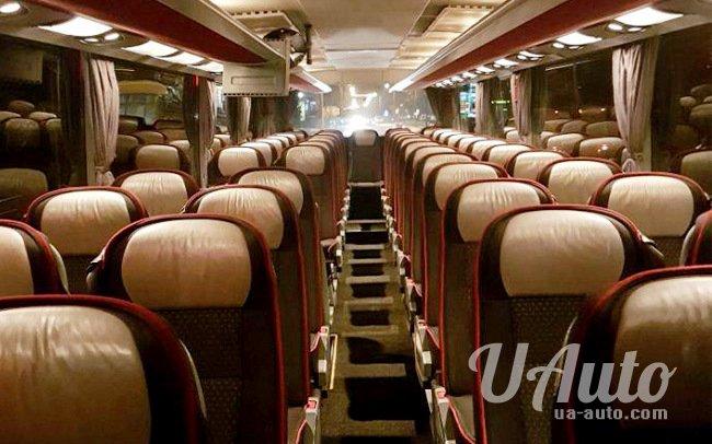 аренда авто Автобус Setra S415 в Киеве