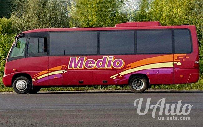 аренда авто Автобус Mercedes Medio на свадьбу
